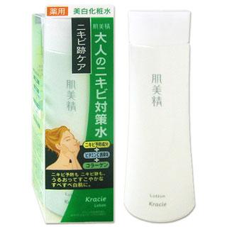 Kracie skin hadabisei clear white lotion acne care d KRACIE 200 ml et2o *