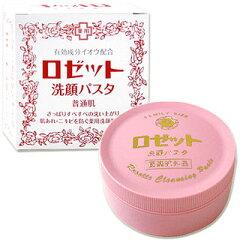 普通肌・ニキビができやすい肌の方に!徳用サイズロゼット 洗顔パスタ 普通肌 90g ROSETTE *