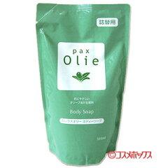 パックスオリー ボディソープ 詰替用 500ml paxOlie 太陽油脂 *