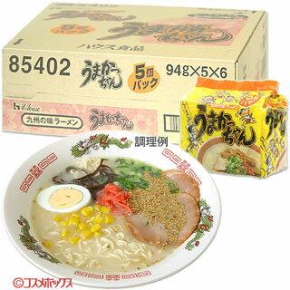 九州の味ラーメン うまかっちゃん##ケース販売送料無料 ハウス食品 九州の味ラーメン うま...