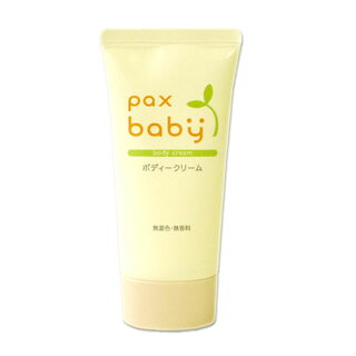 パックスベビーボディクリーム(顔・からだ用)50gpaxbabyパックス太陽油脂