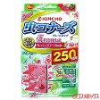 大日本除虫菊 キンチョウ 虫コナーズ アロマ プレートタイプ 250日 フレッシュフローラルの香り KINCHO *