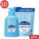 【送料込】在庫有 殺菌・消毒 資生堂 薬用ハンドソープ 液体 本体 250ml&詰替え 230ml セット SHISEIDO MEDICATED HAND SOAP【送料無料】 1