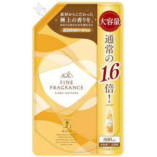 ファーファ(FaFa)柔軟剤ファインフレグランス(FINEFRAGRANCE)ボーテ(BEAUTE)つめかえ用800ml