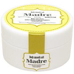 頭皮からカカトまで全身使えるボディソルト!ローズオイルを配合Madre (マドレ) ボディスムー...