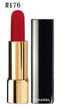 CHANEL lipstick 176 (3145891601763)