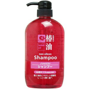 Kumano Oil & Fat Camellia Oil Shampoing non silicone 600mL [Courier] E4582400830136 Camellia Oil Shampoo Non silicone shampoo Shampooing cheveux Non silicone Hydratant Moisturizing Hair Scalp Damage