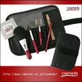 赤軸ショートタイプ/熊野筆/化粧筆/熊野化粧筆/メイクブラシ/セット/メイクブラシセット