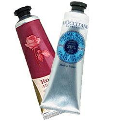 ロクシタン L'OCCITANE ハンドクリーム 取扱店希少 保湿成分が入ったベタつかないハンドクリー...