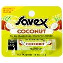 サベックス SAVEX54%OFFサベックス SAVEX ココナッツ リップクリーム スティック 4.2g