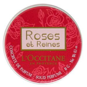 ロクシタン L'OCCITANE ローズ ソリッド パフューム 10g 【loccitane レディース 香水 フレグランス 練り香水 ソリッドパフューム】