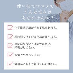 うるおい保湿のスキンケアマスク