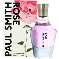 【宅配便限定】生きた花の香りをそのまま再現ポールスミス ローズ オードパルファム EDP 50...