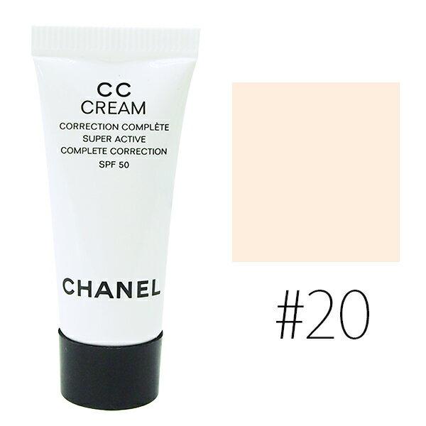 CHANEL CC Cream 20CC SPF50 5ml() CHANELW12