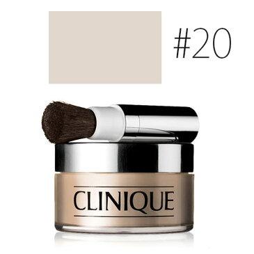 クリニーク 【#20】ブレンデッド フェースパウダー #Invisible Blend 35g 【メイクアップ ルースパウダー 透明感 ナチュラル カバー フェイスパウダー】【CLINIQUE】【W_135】