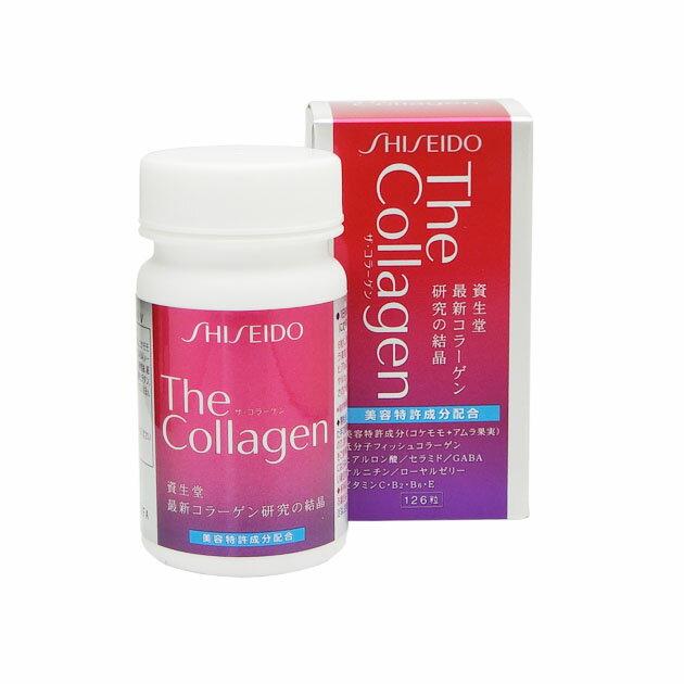 The Collagen Shiseido Nhật Bản 126 Viên - CLG015