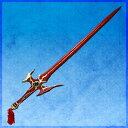 【コスプレ用小道具】ディシディアファイナルファンタジーバッツの剣ブレイブブレイド