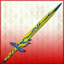 【コスプレ用小道具】ディシディアファイナルファンタジーオニオンナイトの剣