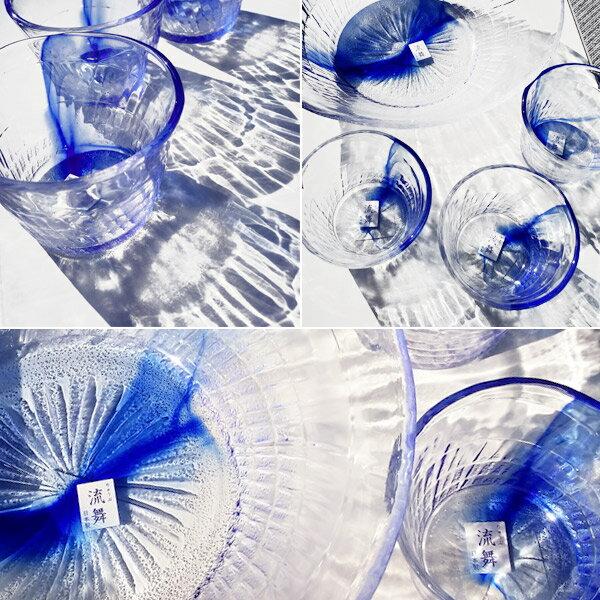 夏はそうめん!和の彩。流舞。東洋佐々木ガラスのそうめん皿