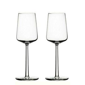 【送料無料】ワイングラス イッタラ 330cc ペアセット エッセンス ホワイトワイン(1008567)ワイン プレゼント おしゃれ ギフト