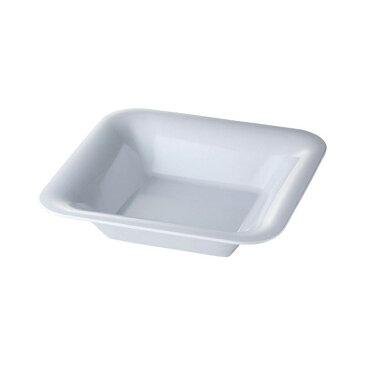 【送料無料】カーライル パレットデザイナー ワイドリムスクウェアボール (ホワイト) 4個セット (CR-3542) [CARLISLE 割れない食器 プレート お皿][業務用 食器]