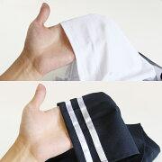 セーラー服コスプレ(半袖)・紺×白セーラー服女子高生制服スクールブレザーミニスカートアキバAKB