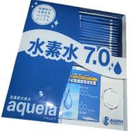 お好きな飲み物で水素水を作ることが出来るアキュエラ「水素水7.0」ppm スターターセット【水...