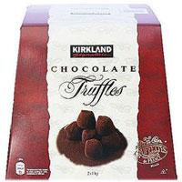 【KIRKLAND】【カークランド】フレンチ トリュフチョコレート 1kg×2コ【チョコレート】【コストコ】【costco】【コストコ通販】