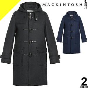 マッキントッシュ コート ダッフルコート ロングコート ウールコート メンズ ブランド 大きいサイズ ロング フード 冬 暖かい ビジネス 黒 ブラック ネイビー MACKINTOSH WEIR GM-013