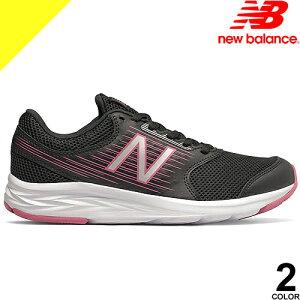 e411a7e7e3402b ニューバランス NEW BALANCE ランニングシューズ ウォーキングシューズ スニーカー 靴 シューズ レディース 白 黒 ホワイト ブラック  おしゃれ ブランド カジュアル .