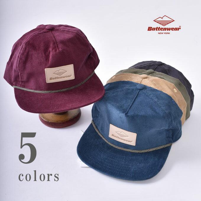 メンズ帽子, キャップ BattenwearClub Cap 14-Wale Corduroy 5S-70