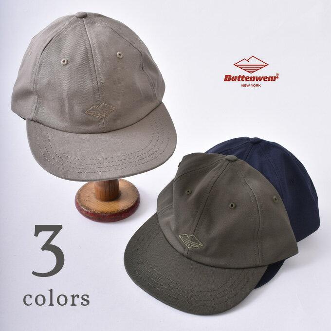 メンズ帽子, キャップ BattenwearField Cap COTTON TWILL 3