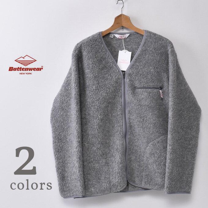 トップス, カーディガン 50OFF SALEBattenwearLodge Cardigan 2NaturalHeather Grey