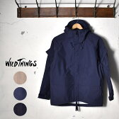 【WILDTHINGS】ワイルドシングスMIG MOUNTAIN PARKA(WT17013A)ミグマウンテンパーカー全3色z10x