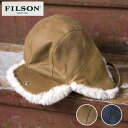 ★20%OFF!WINTER SALE♪MADE IN USA【FILSON】フィルソンTRAPPER HAT トラッパーハット全2色