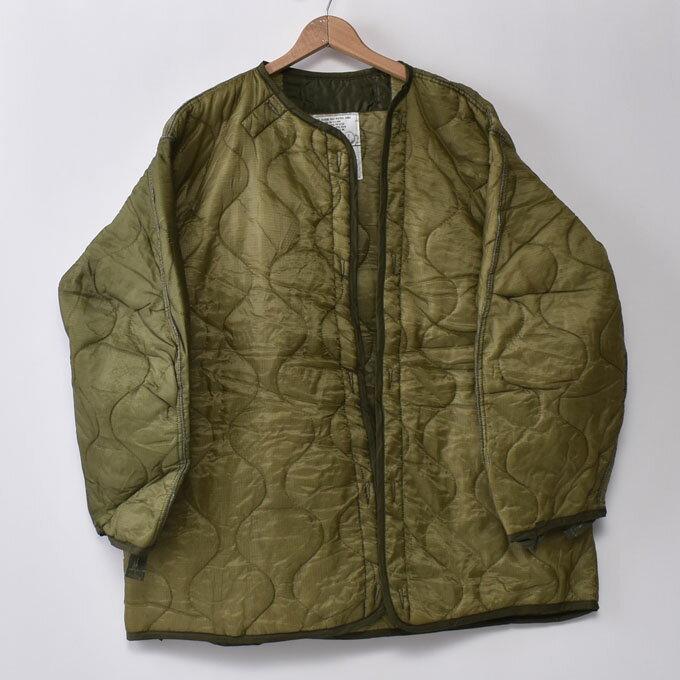 メンズファッション, コート・ジャケット 1970 US ARMY M-65 FISHTAIL PARKA LINER JACKET m65 deadstock OLIVE DRUB