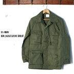 1981年製 デッドストックUS ARMY アメリカ軍BDU JACKET バトルドレスユニフォームジャケットユーティリティジャケットOLIVE DRUB オリーブドラブ