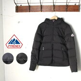 ★20%OFF!WINTER SALE♪【PYRENEX】ピレネックスHMG073P SPOUTNIC JACKET SMOOTH スプートニックジャケット スムース全2色