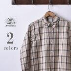 ★50%OFF SALE!【ANATOMICA】アナトミカWEEKEND SHIRTウィークエンドシャツ全2色