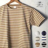 正規販売店Made in Japan【ANATOMICA】アナトミカMARNIER CREW NECK TEE SHORTSLEEVE マーニアークルーネック半袖Tシャツ 全6色