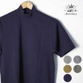 正規販売店Made in Japan【ANATOMICA】アナトミカMOCK NECK TEE SHORTSLEEVE モックネック半袖Tシャツ 全5色