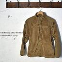 デッドストックUS Military GEN3 ECWCS Level3 Fleece Jacket / レベル3 アメリカ軍 フリースジャケット ミリタリーコヨーテ