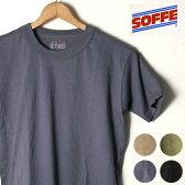 ★ゆうパケットで送料無料MADE IN USA【SOFFE】ソフィーHERO TEE SHIRTS ヒーロー Tシャツ全4色[ゆうパケット対応]