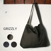 Made In USA【GRIZZLY STORE】グリズリーストアONE STRAP TOTE ワンストラップトート全3色