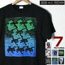 ★30%OFF♪SALE特価!【MC Escher】MC エッシャー Maurits Cornelis Escher(マウリッツ・コルネリス・エッシャー)プリントTシャツ全7色