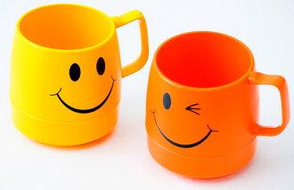 ダイネックス INSULATED CLASSIC MUG CUP 클래식 머그컵 SMILE&WINK (미소와 윙크) 기준 2 색 ▽ △