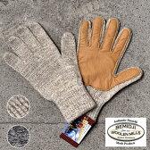 ★ゆうパケットで送料無料!★70%OFF♪SALE特価!Made in USA【BEMIDJI】べミジRagg Wool Glove Deer Palm ウールグローブ全2色[ゆうパケット対応]