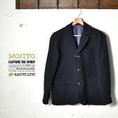 ★30%OFF♪SALE特価!【MOJITO】モヒートWHITE HEAD St.JACKET Bar.5.0(ホワイトヘッドストリートジャケット)20532201ネイビー