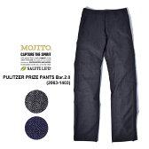 ★40%OFF♪SALE特価!【MOJITO】モヒートPULITZER PRIZE PANTS Bar.2.0(ピューリッツァプライズパンツ)2063-1403全2色