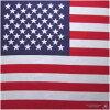 アメリカ国旗バンダナ